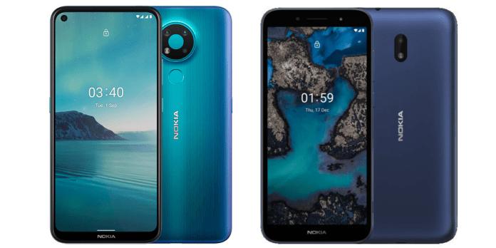 Nokia 5.4, C1 Plus go official