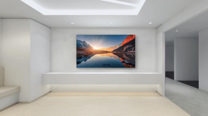 Xiaomi Mi QLED TV 4K 55 launched in India