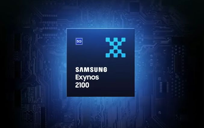 Samsung Exynos 2100 goes official