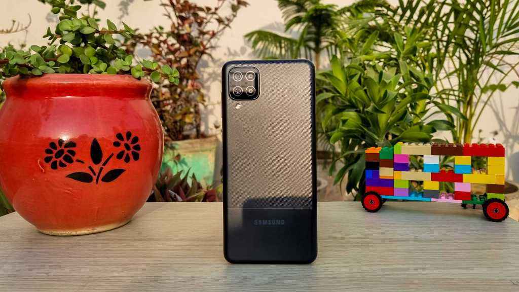 Samsung Galaxy M12 review cover image