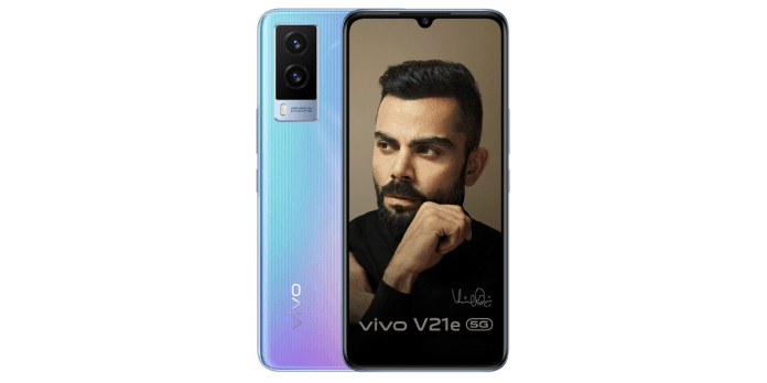 Vivo V21e launched in India