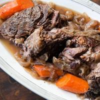 Nightshade Free Pot Roast Recipe