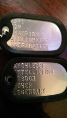 novi novak dog tags