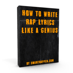 How to write rap lyrics like a genius image