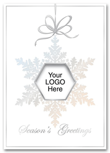 Business Logo Holiday Cards Holiday Cards With Company Logo