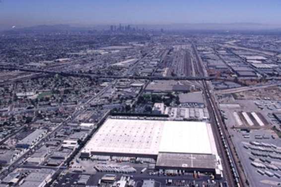 Grocers - LA Skyline
