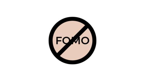 Como evitar el FOMO