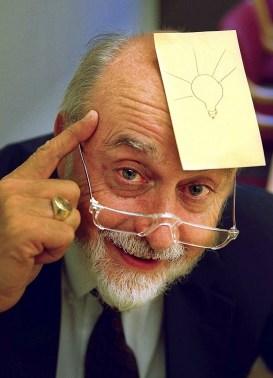 Art Fry, el inventor del Post-It