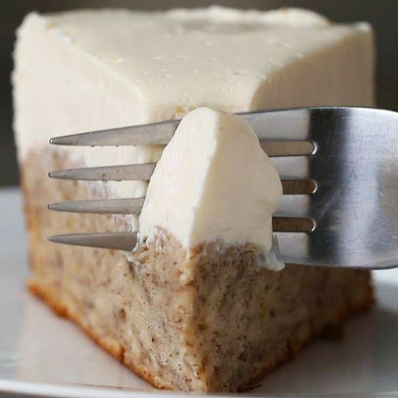 Easy Cake Recipe Banana Kids