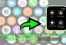 AppleWatch Musiksteuerung - Bild: SmartScout