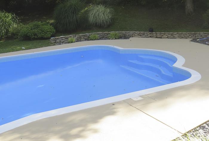 pool patio or deck repair paint