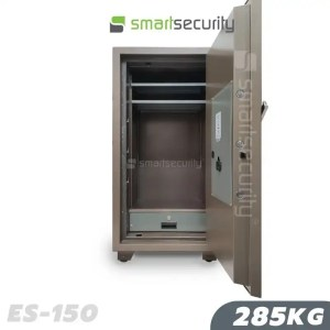 this is a picture of the Eagle safe ES 150 285KG Fireproof Home and Business Safe Box open