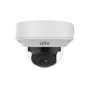 4MP VF Vandal-resistant IR Dome Network Camera