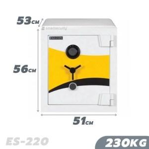 230 KG Falcon Euro Safe Series EURO SIZE 2 (ES 220)