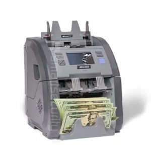 This is a picture of the Magner Model 165 Money Counter