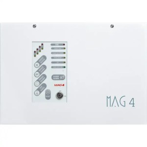 MAG 4M conventional fire alarm panel 4 Zone