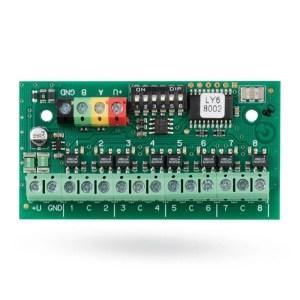 JB-118N BUS signal output module PG - 8 outputs