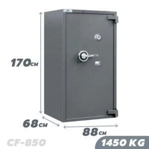 FERRIMAX CF 850 Grade 4 BURGLARY SAFE Certified Graded Safe