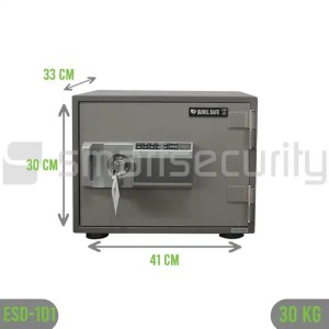 Bumil safe ESD 101 30KG Fireproof Home And Business Safe Box