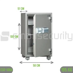 Bumil safe ESD 106A 195KG Fireproof Home and Business Safe Box
