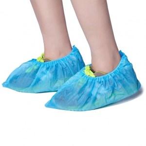 100pcs Disposable Shoes Covers Reusable Non-slip