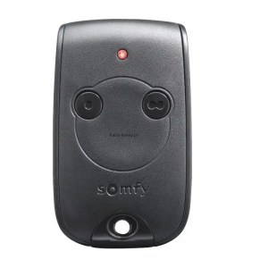 This is a picture of the Somfy KEYTIS 2 RTS Remote provided by Smart Security in Lebanon