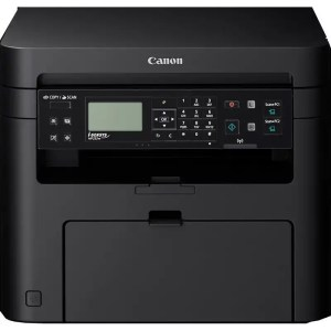 i-SENSYS MF237w 4-in-1 mono laser printer for small offices.