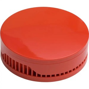 SF 100 RSND Indoor red sounder Certified to EN54-3