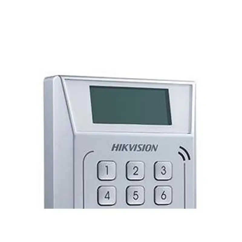 This is a picture of the HIKVISION intercom Value Series Network Wire Card Terminal_1