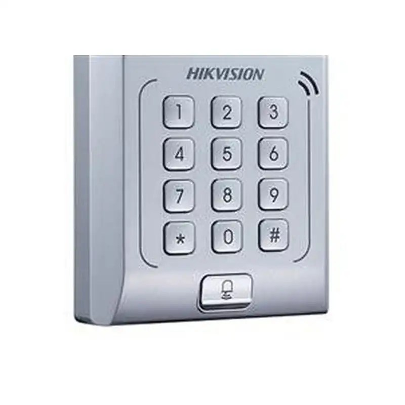 This is a picture of the HIKVISION intercom Value Series Network Wire Card Terminal_2