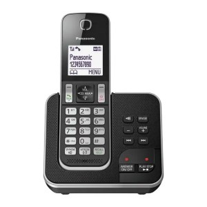 Digital Cordless Answering System With One Handset
