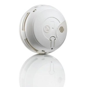 This is a picture of the Somfy SMOKE DETECTOR provided by Smart Security in Lebanon