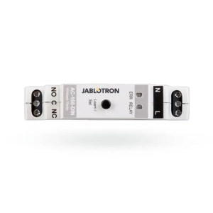 AC-160-DIN Wireless multifunctional relay for DIN-rail installation