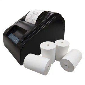 Thermal Paper For Receipt Printer