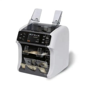 This is a picture of the iCash 2 Pockets Currency Counter and Sorter
