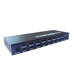 16 Channels HDMI Splitter 1 in 16 out HDMI Distributor 4K2K