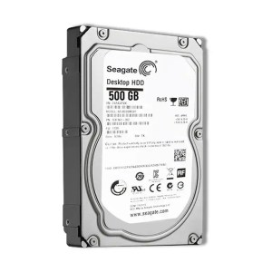 This is a picture of the Refurbished HDD Hard drive 500 GB provided by Smart Security in Lebanon