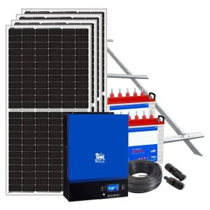 Solar Energy System Package 8 AMPS