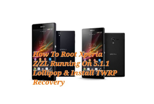 Root Xperia Z, ZL