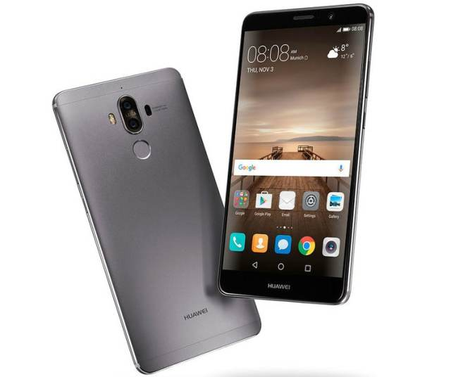 How to Update Huawei Mate 9 Android Oreo 8.0 Firmware