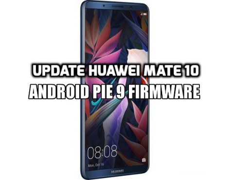 [How to Guide] Update Huawei Mate 10 Android Pie 9 Firmware [EMUI 9.0]