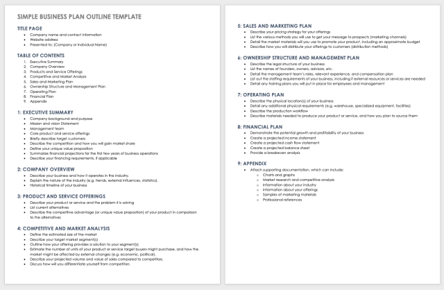 writing a simple business plan sample of a simple business proposal sample simple business proposal simple business plan examples