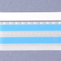 Double Splice Edge Blue