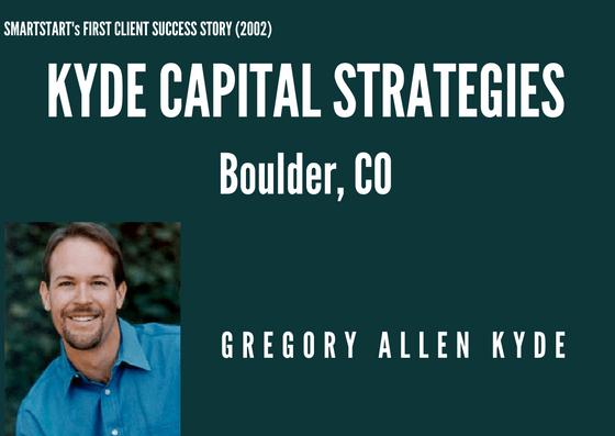 Greg Kyde - Kyde Capital Strategies