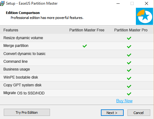 How to increase C drive partition space