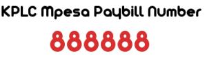 Safaricom KPLC Paybill Number