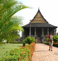 Laos museum, Ho Prakeo