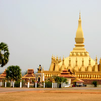 Laos attractions, That Luang