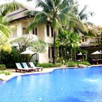 Laos hotels, Settha Palace