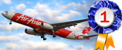 AirAsia, Best Budget Airline